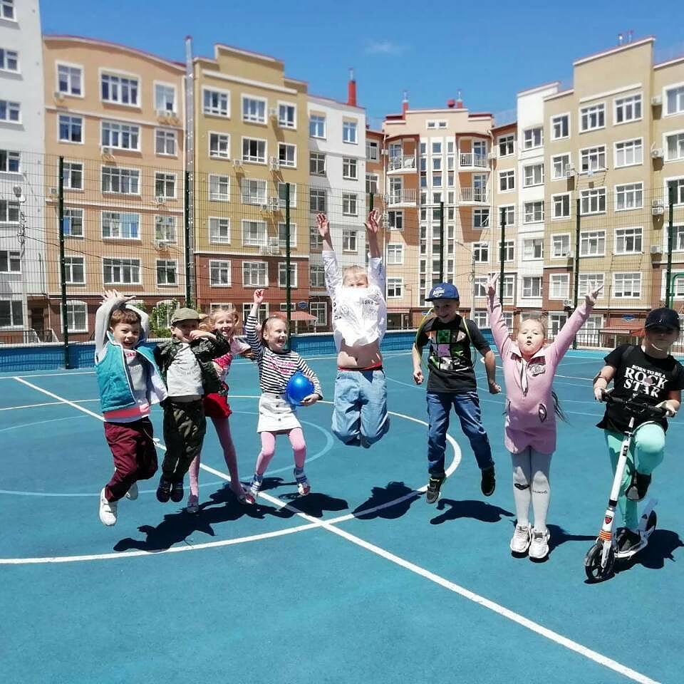 Детский летний лагерь в Севастополе